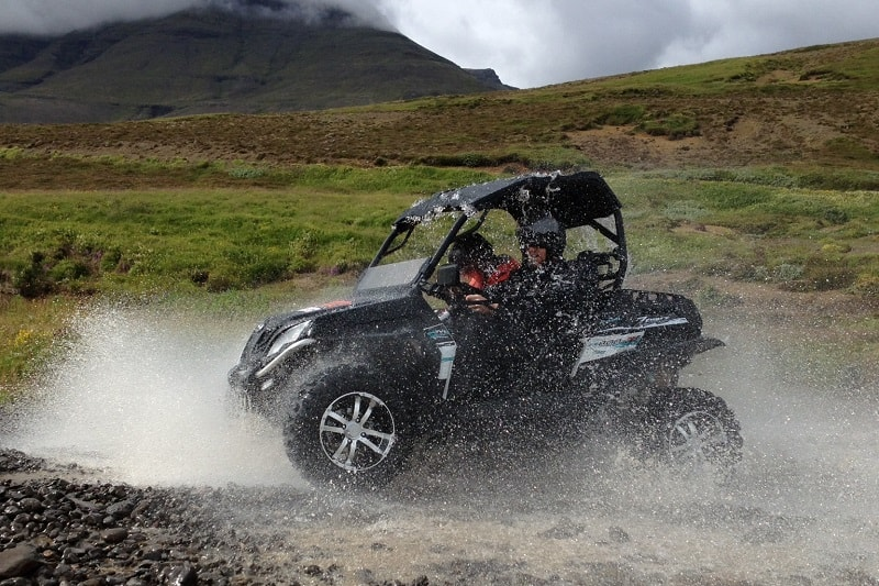 Custom buggy buggyferðir