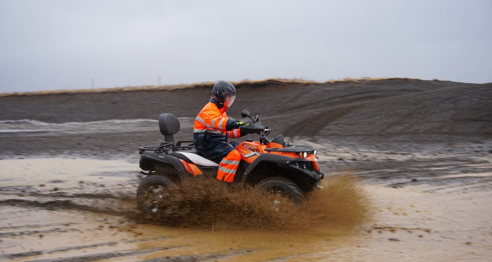 Thrilling ATV tours