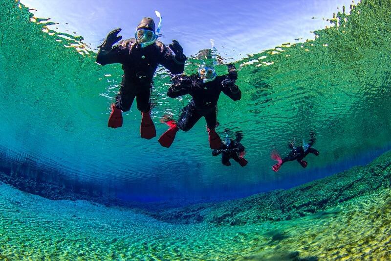 buggy snorkeling combo