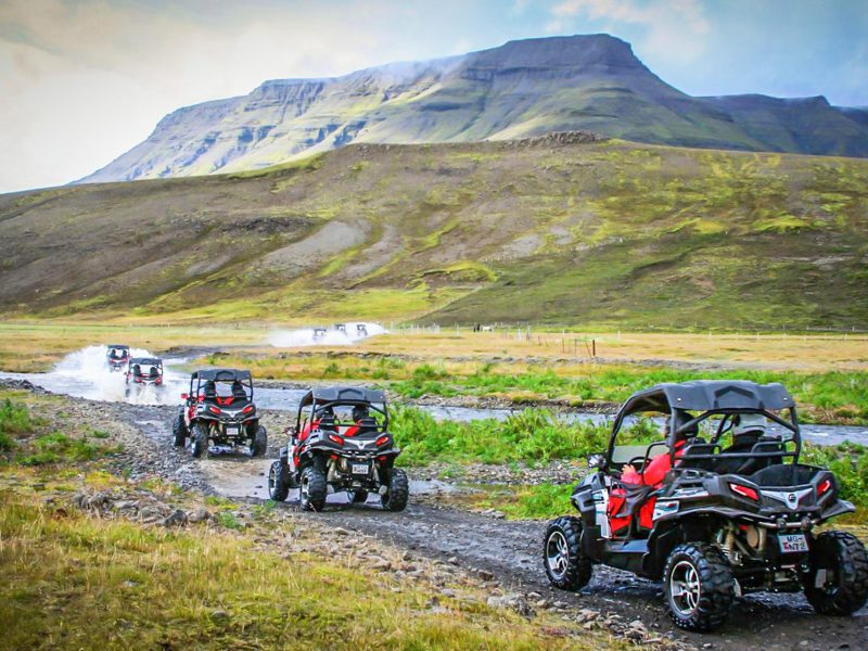 Buggy Tour for families